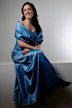 Karin Kjellgren, Soprano